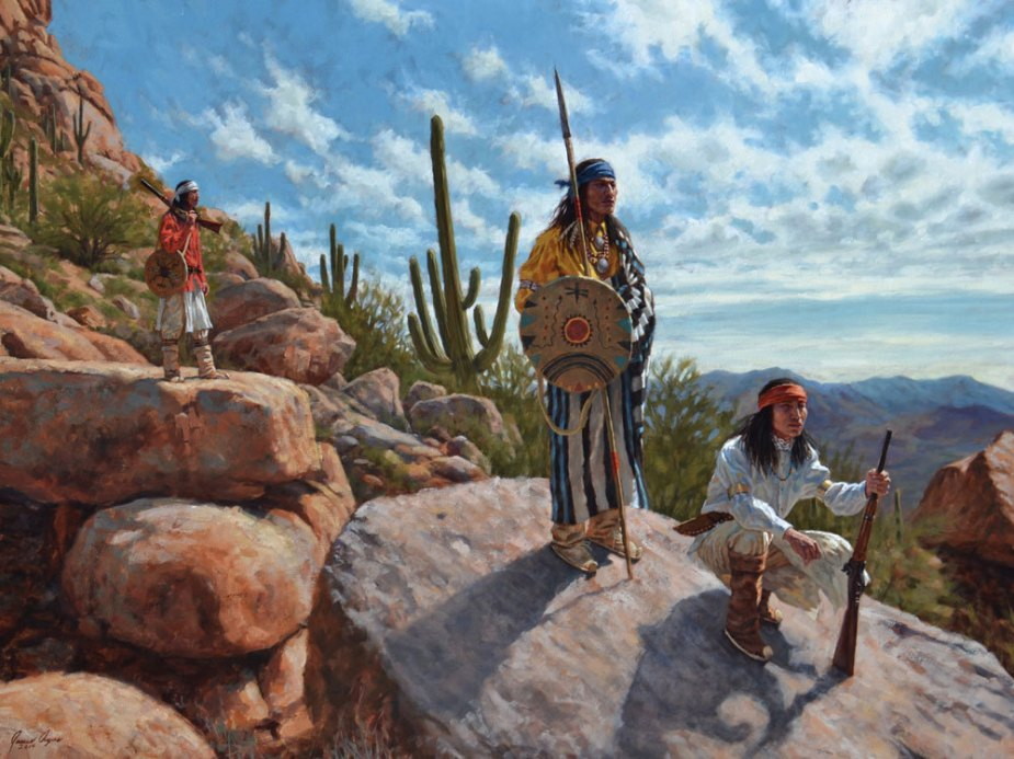 Sentinels_Of_The_Sonoran_Desert_Apache_Giclee_James_Ayers__68885.1426239487.1280.1280