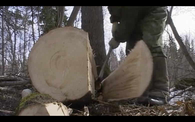 making-skis