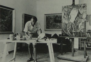 Rudolph-von-Ripper-in-his-studio--300x204